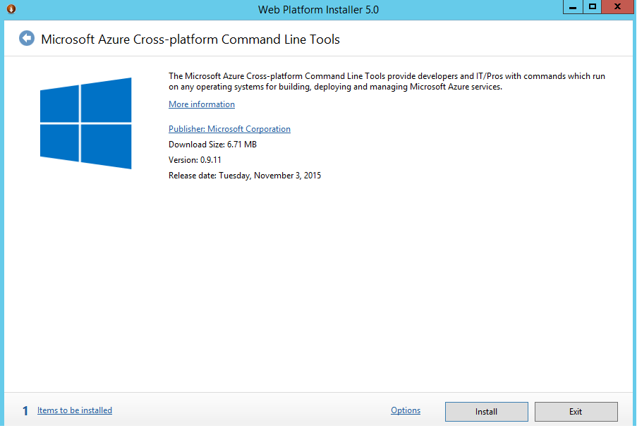 Azure_Cross-platform_CLI_installer